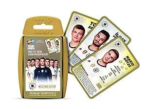 Top Trumps 61861- DFB Team für WM 2014