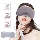 Best Traitements des yeux - DECMAY Masque chauffant à la vapeur pour les Review