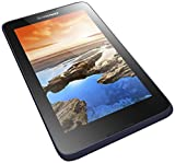 Lenovo A7-50 17,8 cm (7 Zoll IPS) Tablet (ARM MTK 8382 QC, 1,3GHz, 1GB RAM, 16GB eMMC, 3G, Touchscreen, Android 4.2) midnight blau