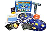 Space Explorer - Space Adventure Learning Activity Box for Ages 4+