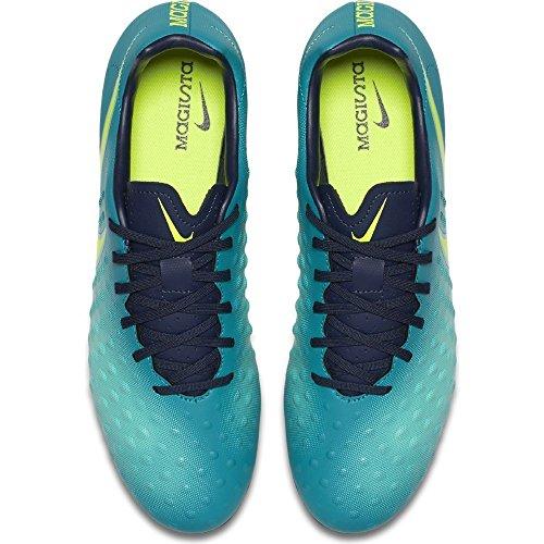 Nike Herren 844411-375 Fußballschuhe RIO TEAL/VOLT-OBSIDI
