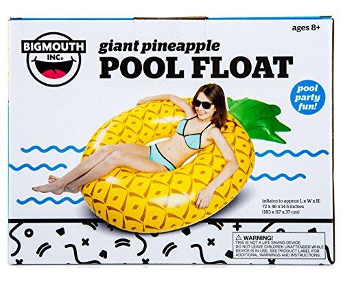 BigMouth Inc Riesen Ananas Pool Schwimmen - 6