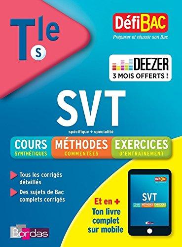 DfiBac Cours/Mthodes/Exos SVT Terminale S + 3 mois offerts  Deezer Premium + (7)