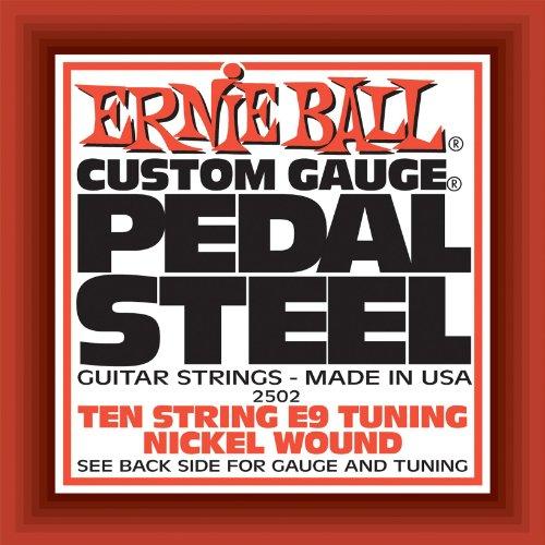 ERNIE BALL PEDAL STEEL GUITAR E9 SAITEN SET Saiten E-Gitarren-Saiten