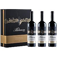 Vino Tinto Aldonza, Estuche Leyenda. Dehesa de Navamarín 2010. (pack 3 botellas)