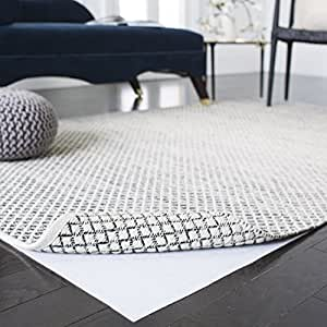 safavieh pad125 nonslip rug pad 4feet by 6feet