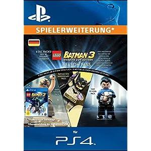 LEGO Batman 3 – Jenseits von Gotham Season Pass [PS4 PSN Code für deutsches Konto]