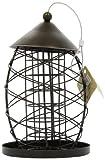 Rosewood Lanterne Ancienne Distributrice de Boules de Graisse pour Oiseaux Sauvages