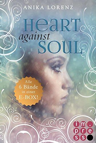 Alle 6 Bände der Gestaltwandler-Reihe in einer E-Box! (Heart against Soul ) von [Lorenz , Anika]