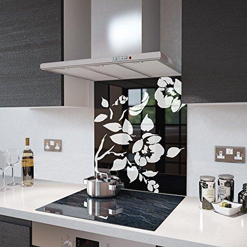 premier-range-floral-designs-heat-resistant-toughened-safety-glass-splashback-100cm-x-75cm-black-and