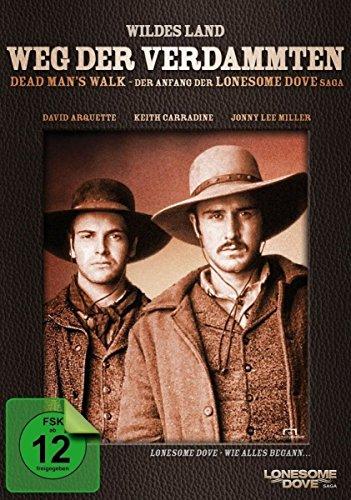 Wildes Land - Weg der Verdammten (Dead Man's Walk) (2 DVDs)