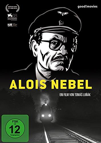 Alois Nebel - Gesicht Nebel
