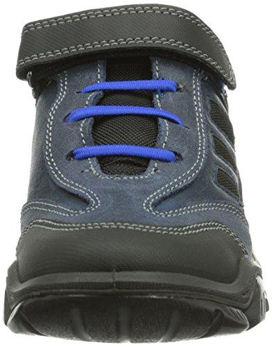 Primigi SKILL-E Jungen Sneakers Blau (BLU/BLU/NERO)