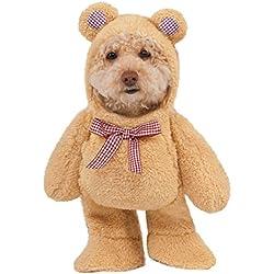 Rubie'S - Disfraz de Oso de Peluche para Mascotas, Talla XL