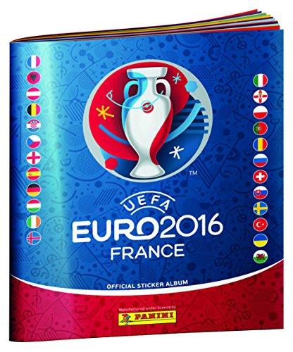 Panini–Album Euro 2016France (003028ae)