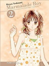 Marmalade Boy nº 02/06 par Wataru Yoshizumi