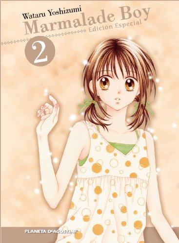 Marmalade Boy nº 02/06 (Manga Shojo) por Wataru Yoshizumi