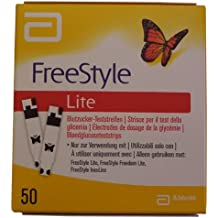 Freestyle Lite Str Glicemia 50
