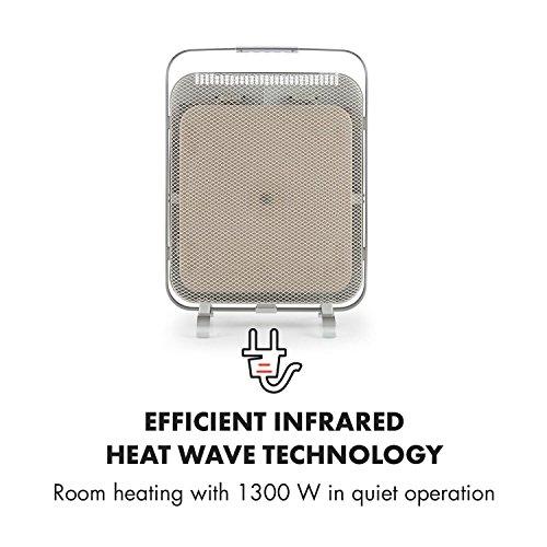 Klarstein HeatPal Marble • Infrarot-Heizpanel • Infrarot-Heizung • Wärmespeicher Bild 3*