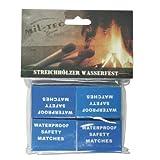 Streichhölzer wasserfest 4er-Pack