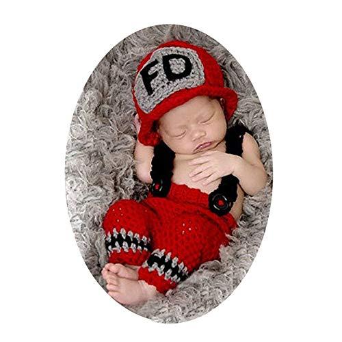 Finde Dein Baby Mädchen Feuerwehrmann Outfit Damen Herren