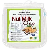iNeibo Kitchen sacchetto filtrante per latte vegetale,