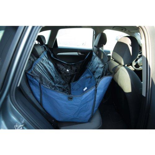 Bild: insapet Autoschondecke 125 x 120cm Hundedecke für Auto Autodecke Hund