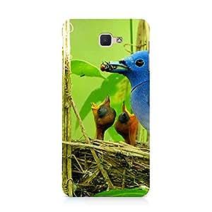Hamee Designer Printed Hard Back Case Cover for Samsung Galaxy J7 Max Design 6383