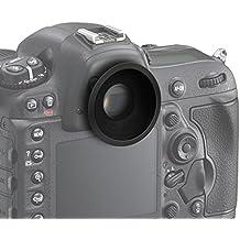First2savvv Calidad premium Cámara réflex DSLR 22mm Ojera para Nikon D750 D610 D600 D500 D300S D7200 D7100 D7000 D90 D5500 D5300 D5200 D5100 D5000 D3400 D3300 D3200 D3100 D700 D300 D200 D100 D80 D70 D60 D70 D60 DSLR Camera - QJQ-OX-P-P01