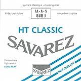 Cordes Savarez 545j Bronze Cordes de guitare classique, Medium