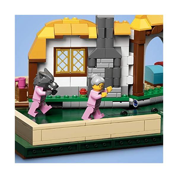 LEGO- Libro Pop-up, Multicolore, 21315 2 spesavip