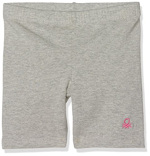 united-colors-of-benetton-bermuda-fille-gris-grey-3-4-ans-taille-fabricant-xx