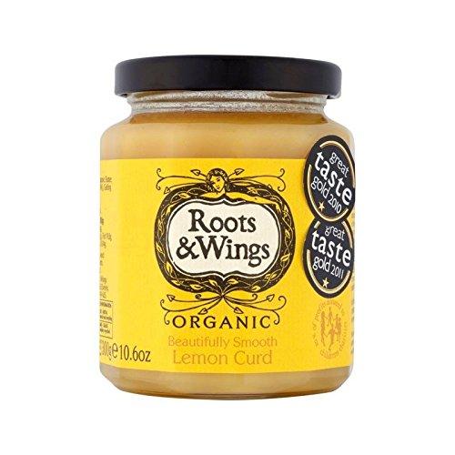 Racines Et Ailes Citron Bio 300G Caillé - Paquet de 4