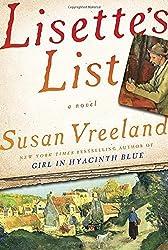 Lisette's List: A Novel by Susan Vreeland (2014-08-26)
