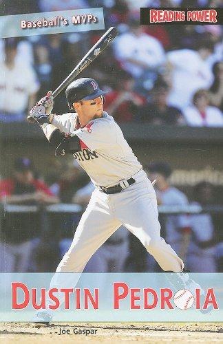 Dustin Pedroia (Baseball's Mvps) by Joe Gaspar (2010-08-15)