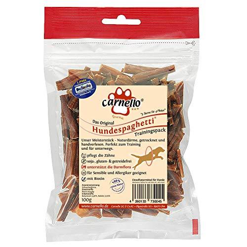 Carnello Hundespaghetti Training, 2er Pack (2 x 100g)