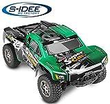 s-idee® 18151 S12403 RC Short Course Truggy 1:12 mit 2,4 GHz 50 km/h schnell, wendig WL 12403