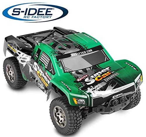 s-idee® 18151 S12403 RC Short Course Truggy 1:12 mit 2,4 GHz 50 km/h schnell, wendig WL 12403*
