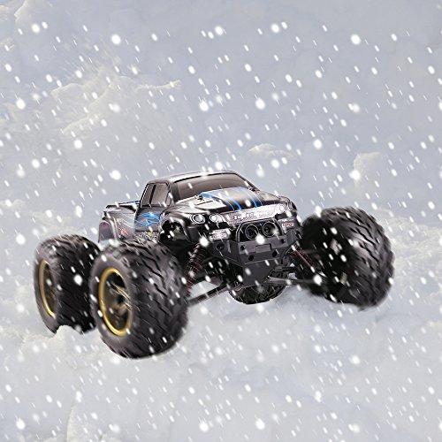 RC Auto kaufen Monstertruck Bild 4: GPTOYS RC Auto 1/12 33MPH Ferngesteuertes Fahrzeug Geländewagen Elektro Sport Rennwagen 2WD 2,4 GHz Hochgeschwindigkeit RC Truck*