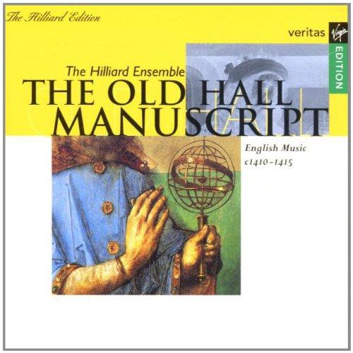 Preisvergleich Produktbild The Old Hall Manuscript (Englische Musik zwischen 1410-1415)