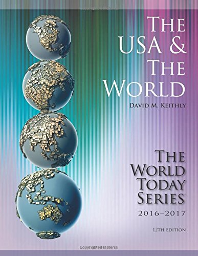 The USA and the World 2016-2017 (World Today (Stryker))