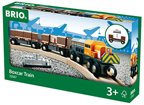Brio 33567 - Set Treno Merci