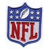 Patch NFL National Football League cm 5,5x 7parche bordado Termoadhesivo -276