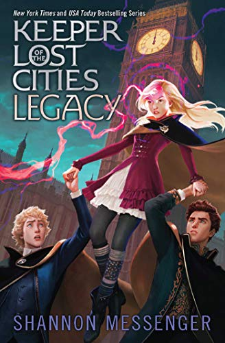 Legacy: Book #8 of Keeper of the Lost Cities: Volume 8