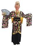 Bristol Novelty CC659 Traje de Geisha, Pequeño, Edad aprox 3 -5 años, Geisha  (S)