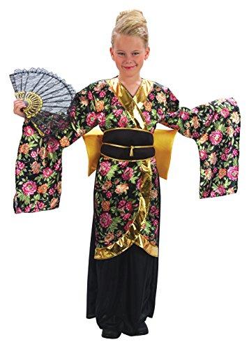 Geisha-Mädchen - Kinder-Kostüm - XL - 146cm bis (Kostüm Mädchen Ideen Geisha)