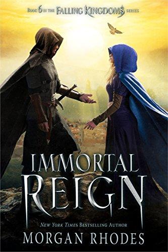 Immortal Reign (Falling Kingdom 6)