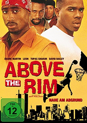 Above the Rim - Nahe am Abgrund [Limited Edition] Mac-plasma