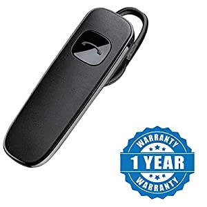 Drumstone K1 Stylish Multimedia Bluetooth 4.1 Wireless Headset,Noise Canceling and Hands Free with Mic Suitable with Smartphones (One Year Warranty, Assorted Colour)
