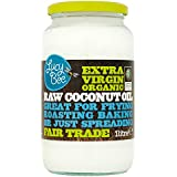 Lucy Bee Extra Virgin Fair Trade Organic Raw Coconut Oil 1 Litre